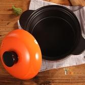 砂鍋 陶瓷砂鍋煮面鍋海鮮煲燉鍋家用煲湯熬粥鍋小號砂鍋 3色