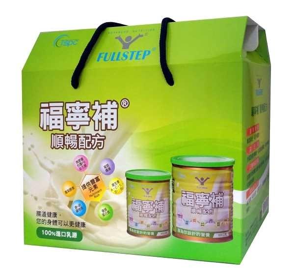 福寧補禮盒組(900g/罐+450g/罐) *維康