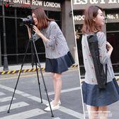 相機支架3520單反相機三腳架攝影攝像便攜微單三角架手機自拍直播支架 【7月爆款特賣】LX