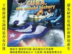 二手書博民逛書店Cuba罕見The untold storyY186899 EDITORIAL EDITORIAL