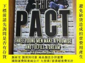 二手書博民逛書店The罕見Pact: Three Young Men Make