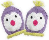 手工有機針織手套: 小企鵝 Icy the Penguin: 02069