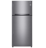 LG 525公升直驅變頻上下門冰箱 GN-HL567SV ( 星辰銀 )