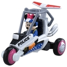 TOMICA DS-03警急救援警隊-米妮 DS14228 米奇妙妙保衛隊 迪士尼小汽車
