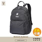 Kinloch Anderson 金安德森 後背包 Sussex 線性壓紋 大容量 後背包 KA190101 得意時袋