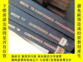 二手書博民逛書店Conference罕見Proceedings Military