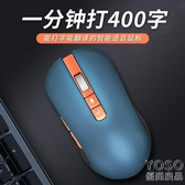 無線滑鼠 人工智能語音滑鼠無線可充電式聲控華為筆記本電腦輸入搜索翻譯科 快速出貨