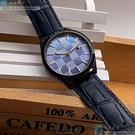 CITIZEN星辰女錶34mm藍紫色錶面寶藍錶帶