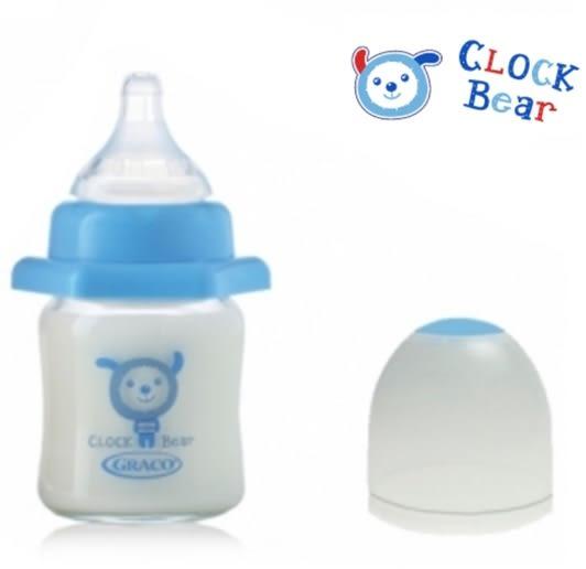 GRACO 多面抗衝擊標準口徑玻璃奶瓶120ml (38504)