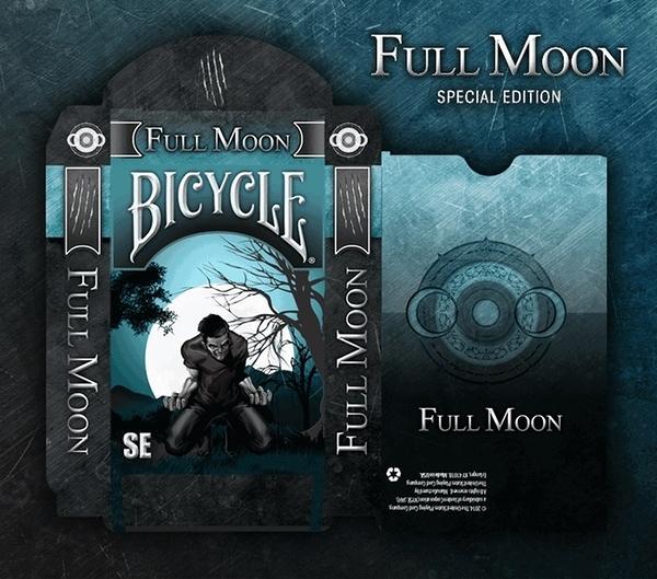SE Bicycle full moon