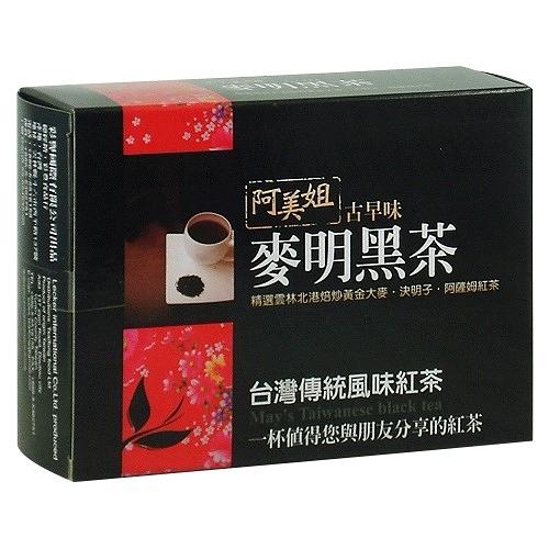 阿美姐的古早味麥明黑茶(大麥決明子紅茶)15包【阿美姐】