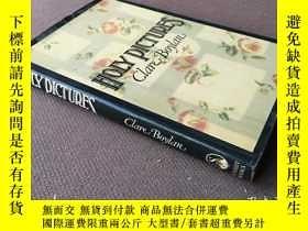二手書博民逛書店Holy罕見pictures: a novel (英語 精裝)Y