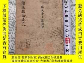 二手書博民逛書店罕見《讀通鑒論》一冊,卷七八Y246442
