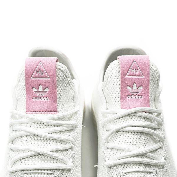 IMPACT Adidas Tennis HU Pharrell Williams 菲董 聯名 粉紅 女鞋 洞洞 休閒鞋 DB2558