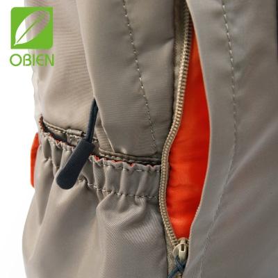 OBIEN 都會風情輕量中型後背包三色可選