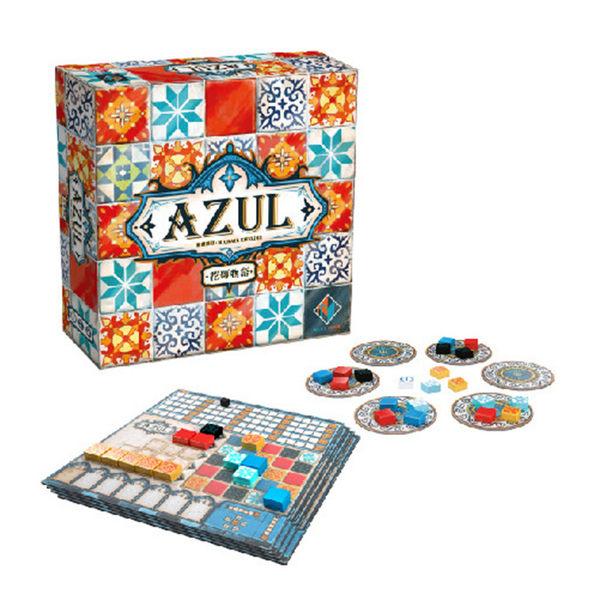 【Broadway】花磚物語 AZUL 桌上遊戲