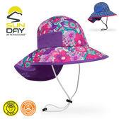 Sunday Afternoons美國兒童抗UV防潑透氣護頸帽 遮陽帽 防曬護頸帽 帽子 童帽