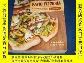 二手書博民逛書店Patio罕見Pizzeria: Artisan Pizza a