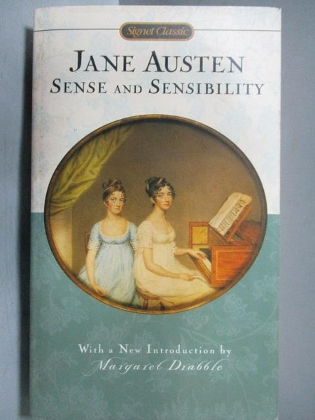 【書寶二手書T5/原文小說_OST】Sense and Sensibility_Jane Austen