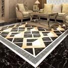 【磁磚裝飾條】500*20cm耐磨裝飾自黏貼紙 地板防水線條 牆裝飾貼條 花紋幾何踢腳線