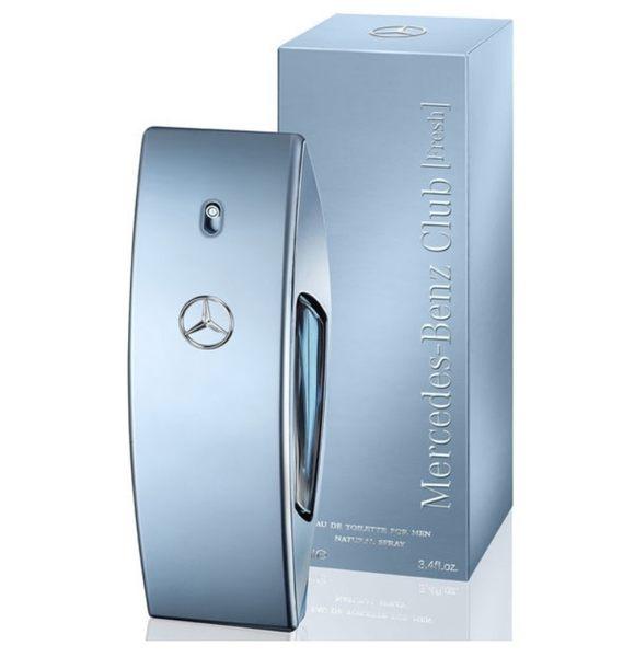 Mercedes Benz 賓士 自由藍調 男性淡香水 100ml 品牌香水 男香 男生香水