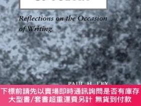二手書博民逛書店A罕見Defense Of Poetry Reflections On The Occasion Of Writi