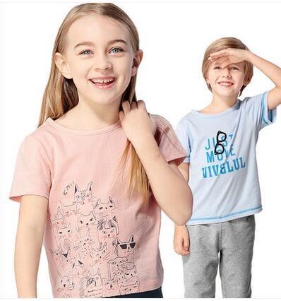 夏季新款男童裝圓領上衣打底衫短袖T恤PLL3592【男人與流行】