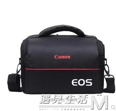 佳能相機包單肩攝影包單反包1300d 1200d600d700d760d750d60d100d