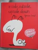 【書寶二手書T1/少年童書_ZFO】Inside, Outside, Upside Down: Draw & Discover_Yasmeen Ismail
