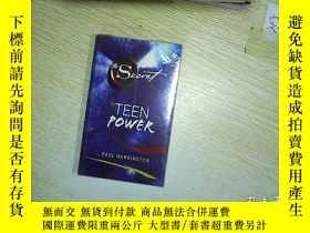 二手書博民逛書店The罕見Secret to Teen Power 未開封 (2