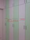 【系統家具】雙開門衣櫥櫃