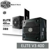 【免運費】CoolerMaster ELITE V3 400W  電源供應器 / 3年保固 (MPW-4001-ACAAN1)