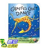[106美國直購] 2017美國暢銷書 Giraffes Can t Dance