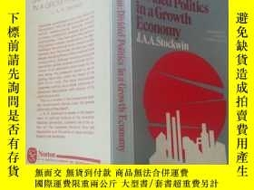 二手書博民逛書店Japan罕見Divide Politics in a Grow