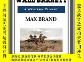 二手書博民逛書店Hole-in-the-Wall罕見BarrettY410016 Max Brand Start Publis