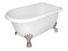 【麗室衛浴】國產 古典貴妃缸 D系列  100*72*62CM  超值優惠回饋  含安裝~