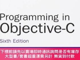 二手書博民逛書店Programming罕見in Objective-C, Sixth EditionY454646 Steph