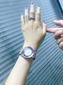 新款女士手錶休閒大氣手錶女學生時尚潮流防水韓版簡約石英錶 創想數位DF