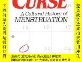 二手書博民逛書店The罕見Curse : A Cultural History