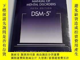 二手書博民逛書店國內罕見Diagnostic and Statistical M