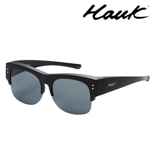 HAWK偏光太陽套鏡(眼鏡族專用)HK1015-02