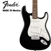 【非凡樂器】Fender Standard Stratocaster mexico 電吉他墨廠 / 黑色 原廠保固