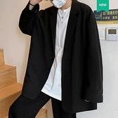 休閒西服男寬鬆百搭韓版潮流ins季學生外套港風帥氣男生小西裝