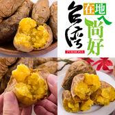 【台灣在地ㄟ尚好】台農57號冰烤地瓜*4包(500g/包)