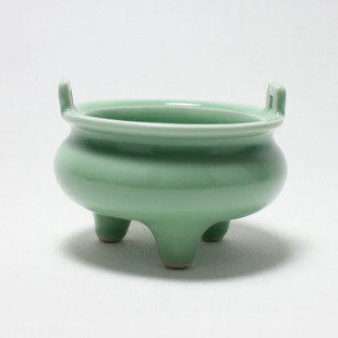 龍泉青瓷 香爐