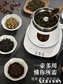 養生壺夏新黑茶煮茶器養生壺全自動家用蒸汽小型辦公多功能玻璃電煮茶壺 LX220v春季新品