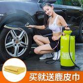手動洗車器洗車神器高壓家用洗車機車載刷車泵泡沫機便攜式清洗機
