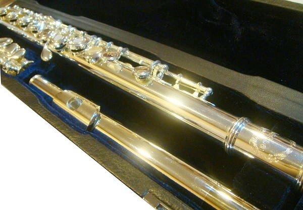 長笛、Flute(閉孔附E鍵)
