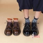 娃娃鞋 復古流蘇小皮鞋女英倫學院風圓頭娃娃鞋牛津軟妹鞋學生JK鞋 2色34-40