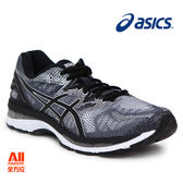 【asics亞瑟士】男款慢跑鞋 GEL-NIMBUS 20  -黑灰色(T800N9790)全方位跑步概念館